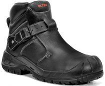 ELTEN-S3-HI-Schweißer-Sicherheits-Arbeits-Berufs-Schuhe, Hochschuhe, mit Schnellverschluss, CARL HI, schwarz