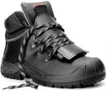 ELTEN-S3-Schnürstiefel, Sicherheits-Arbeits-Berufs-Schuhe, Hochschuhe, RENZO D3O, schwarz