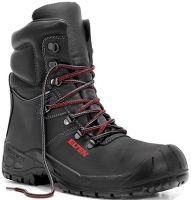 ELTEN-S3 CI-Winter-Sicherheits-Arbeits-Berufs-Schuhe, Hochschuhe, RENZO WINTER, schwarz