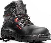 ELTEN-S3-Schnürstiefel, Sicherheits-Arbeits-Berufs-Schuhe, Hochschuhe, GEORGE, HI, schwarz