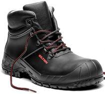 ELTEN-S3 CR-Schnürstiefel, Sicherheits-Arbeits-Berufs-Schuhe, Hochschuhe, Hochschuhe, RENZO GLASS, schwarz