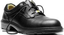 ELTEN-S2-Sicherheits-Arbeits-Berufs-Schuhe, Halbschuhe, ADVISER ESD, schwarz
