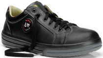 ELTEN-S2-Sicherheits-Arbeits-Berufs-Schuhe, Halbschuhe, ONYX LOW, ESD, schwarz