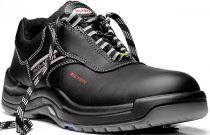 ELTEN-S2-Sicherheits-Arbeits-Berufs-Schuhe, Halbschuhe, MATS ESD, Fußtyp 1, breite Füße, schwarz