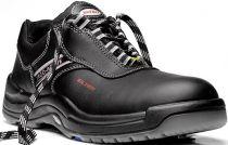 ELTEN-S2-Sicherheits-Arbeits-Berufs-Schuhe, Halbschuhe, MATS ESD, Fußtyp 2, normale Fußweite, schwarz