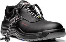 ELTEN-S2-Sicherheits-Arbeits-Berufs-Schuhe, Halbschuhe, MATS ESD, Fußtyp 3, schmale Fußweite, schwarz