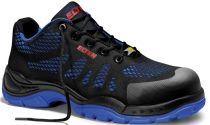 ELTEN-S1-Sicherheits-Arbeits-Berufs-Schuhe, Halbschuhe, FINN BLUE LOW, ESD