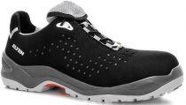 ELTEN-S1-Sicherheits-Arbeits-Berufs-Schuhe, Halbschuhe, IMPULSE GREY LOW, ESD, schwarz/grau
