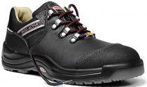 ELTEN-S3-Sicherheits-Arbeits-Berufs-Schuhe, Halbschuhe, ROB, ESD, Fußtyp 1, breite Füße, schwarz