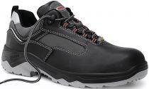 ELTEN-S3-Sicherheits-Arbeits-Berufs-Schuhe, Halbschuhe, LEN  ESD STEEL, schwarz