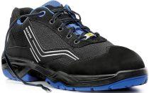 ELTEN-S1-Sicherheits-Arbeits-Berufs-Schuhe, Halbschuhe, AMBITION BLUE LOW, ESD, blau