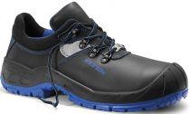 ELTEN--Sicherheits-Arbeits-Berufs-Schuhe, Halbschuhe, ALLESIO blue Low, ESD, S3, schwarz/blau