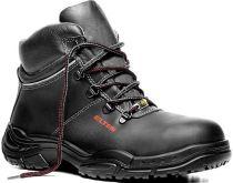 ELTEN-S3-Schnürstiefel, Sicherheits-Arbeits-Berufs-Schuhe, Hochschuhe, TOBY MID ESD HI, schwarz