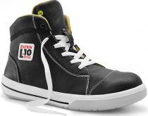 ELTEN-S3-Schnürstiefel, Sicherheits-Arbeits-Berufs-Schuhe, Hochschuhe, SHADOW MID ESD, schwarz