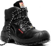 ELTEN-S3-Schnürstiefel, Sicherheits-Arbeits-Berufs-Schuhe, Hochschuhe, RENZO BIOMEX ESD, schwarz