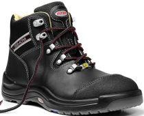 ELTEN-S3-Schnürstiefel, Sicherheits-Arbeits-Berufs-Schuhe, Hochschuhe, RUBEN, ESD, Fußtyp 3, schmale Fußweite, schwarz
