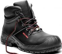 ELTEN-S3-Schnürstiefel, Sicherheits-Arbeits-Berufs-Schuhe, Hochschuhe, RENZO MID ESD, schwarz