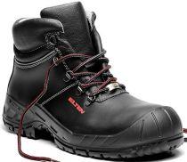 ELTEN-S3-Schnürstiefel, Sicherheits-Arbeits-Berufs-Schuhe, Hochschuhe, RENZO XW MID ESD, schwarz