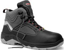 ELTEN-S2-Schnürstiefel, Sicherheits-Arbeits-Berufs-Schuhe, Hochschuhe, LEX  ESD, schwarz