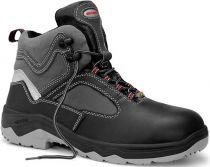 ELTEN-S3-Schnürstiefel, Sicherheits-Arbeits-Berufs-Schuhe, Hochschuhe, LEX  ESD STEEL, schwarz