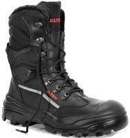 ELTEN-S3-CI-Winter-Sicherheits-Arbeits-Berufs-Schuhe, Schnürstiefel, ERIC, CI, schwa