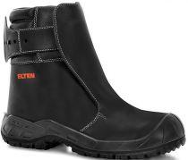 ELTEN-S3-HI-Sicherheits-Arbeits-Berufs-Schlupfstiefel, Giesserstiefel, CALVIN, HI, schwarz