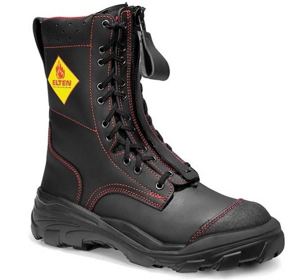 ELTEN-HI-Feuerwehr-Stiefel, EURO PROOF, SRC, HI, schwarz