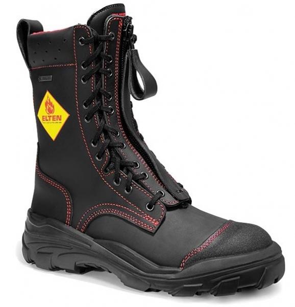 ELTEN-HI-Feuerwehr-Stiefel, EURO PROOF GTX, SRC, HI, schwarz