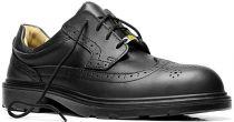 ELTEN-02 Arbeits-Berufs-Schuhe, OFFICER XW ESD, schwarz