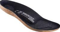 BIRKENSTOCK-Schuh-Zubehör, Ersatzfußbett, Kork, Super Birki, schwarz