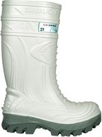 COFRA-THERMIC WHITE S5 HRO CI SRC, Sicherheits-Arbeits-Berufs-Gummi-Stiefel, weiß