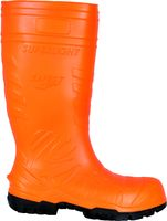 COFRA-SAFEST ORANGE S5 CI SRC, Sicherheits-Arbeits-Berufs-Gummi-Stiefel, orange