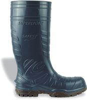 COFRA-SAFEST BLUE S5 CI SRC, Sicherheits-Arbeits-Berufs-Gummi-Stiefel, blau