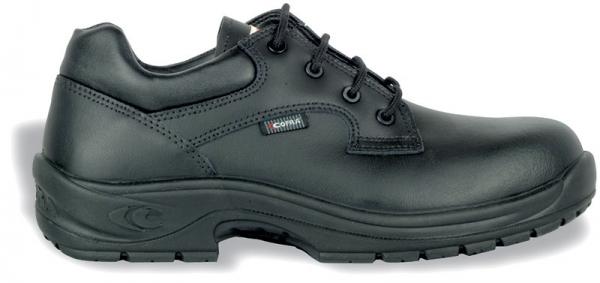 COFRA-AUGUSTUS O2 HRO SRC, Arbeits-Berufs-Schuhe, Halbschuhe, dunkelgrün