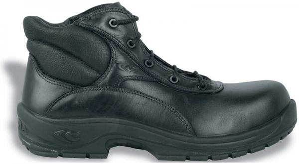 COFRA-CAESAR S3 HRO SRC, Sicherheits-Arbeits-Berufs-Schuhe, schwarz