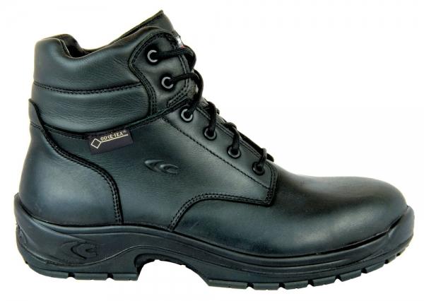 COFRA-MARINE, O2, WR HRO SRC FO, Sicherheits-Arbeits-Berufs-Schuhe, Schnürstiefel, hoch, blau
