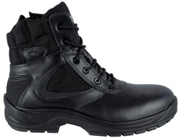 COFRA-SECURITY, O2, HRO SRC FO, Arbeits-Berufs-Schuhe, Hochschuhe, schwarz