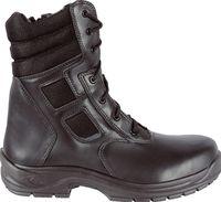 COFRA-VETERAN S3 HRO SRC, Sicherheits-Arbeits-Berufs-Schuhe, Hochschuhe, schwarz