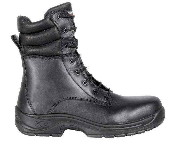COFRA-HELIX S3, CI, HRO SRC, Sicherheits-Arbeits-Berufs-Schuhe, Hochschuhe, schwarz