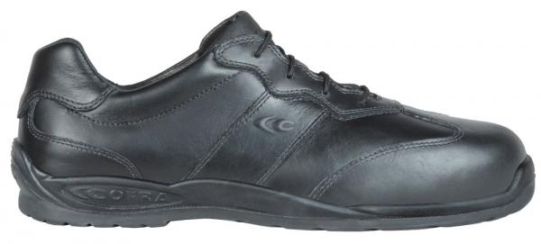 COFRA-LUSSACK O2 FO SRC, Arbeits-Berufs-Schuhe, Halbschuhe, schwarz