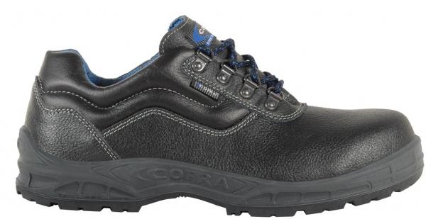 COFRA-ALTDORF S3, SRC, Sicherheits-Arbeits-Berufs-Schuhe, Halbschuhe, Farbe: schwarz