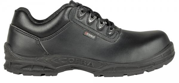 COFRA-S3-Sicherheitshalbschuhe, HELIUM BLACK, SRC, schwarz