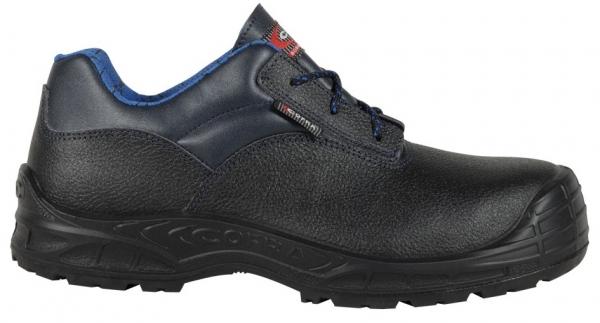COFRA-S3-Sicherheitsschuhe, BELGRADE BLUE UK, SRC, schwarz/blau