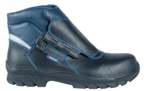 COFRA-SCILIAR S3 HI CI HRO SRC, Sicherheits-Arbeits-Berufs-Schuhe, Hochschuhe,