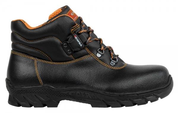 COFRA-GORZANO S3 HI CI HRO SRC, Sicherheits-Arbeits-Berufs-Schuhe, Hochschuhe,