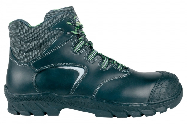 COFRA-HARUNA S3 HI CI HRO SRC, Sicherheits-Arbeits-Berufs-Schuhe, Hochschuhe,
