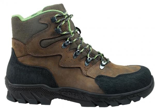 COFRA-GUADARRAMA S3 HI CI HRO SRC, Sicherheits-Arbeits-Berufs-Schuhe, Hochschuhe, braun