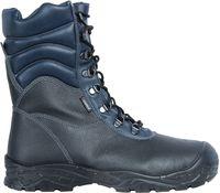 COFRA-CAMP UK, S3, CI  SRC, Winter-Sicherheits-Arbeits-Berufs-Schuhe, Schnürstiefel, schwarz