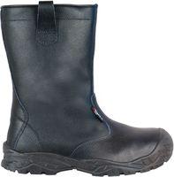 COFRA-ROCKER, S3, UK CI  SRC, Winter-Sicherheits-Arbeits-Berufs-Schuhe, chlupfstiefel, schwarz