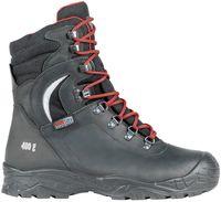 COFRA-SKIBUS S3 UK CI WR SRC, Winter-Sicherheits-Arbeits-Berufs-Schuhe, Hochschuhe, schwarz